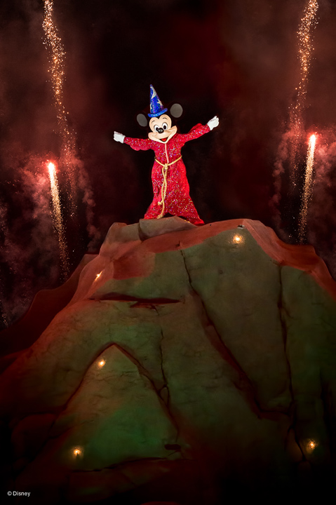 Fantasmic! Dining Package & Premium Viewing